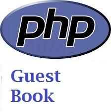 buku tamu - Source code aplikasi buku tamu sederhana menggunakan php
