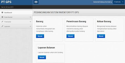 inventory bahan baku - Source Code Program Inventory Barang   Berbasis Web Gratis
