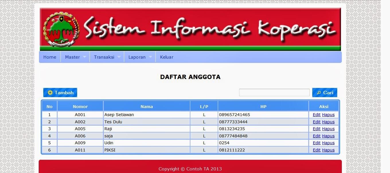 Index Of Wp Content Uploads 2015 10 Script Sistem Rmasi Akademik Sekolah Sisfo Siakad Koperasi