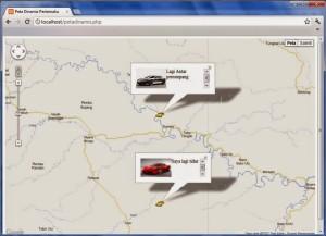 contoh aplikasi GPS