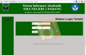 sisfo-sekolah-sederhana-php