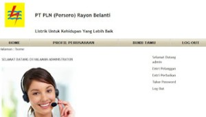 Download Source Code Sistem Informasi Gangguan PLN Berbasis Web