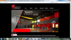 sport-centre-php