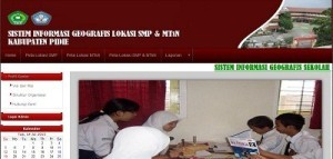 Gis Sekolah 300x143 - Source Code Sistem Informasi Geografis Lokasi Sekolah SMP