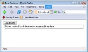 menampilkan data dengan ajax 1