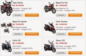 Download Source Code Aplikasi Kredit Motor Berbasis Web