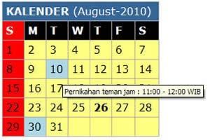 script-php-kalender