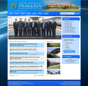 Download Source Code Sistem Informasi Prakerin SMK Berbasis Web