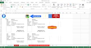 aplikasi cetak kartu nisn 2 300x160 - Download Contoh Aplikasi Cetak Kartu NISN Berbasis Excel