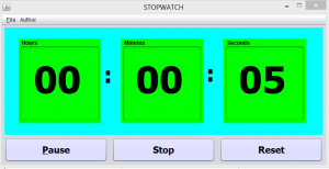 aplikasi-stopwatch-java