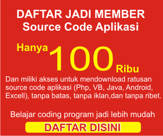 Download Source Code Aplikasi