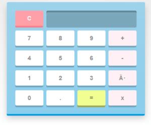 Membuat Kalkulator Menggunakan Html, Css dan Javascript
