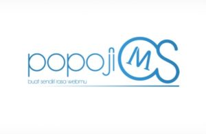 popoji cms 300x196 - Download Source Code CMS Php Indonesia- PopojiCMS