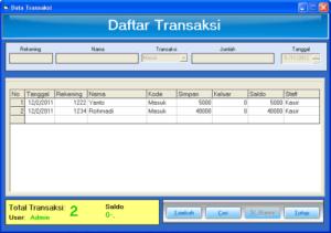 aplikasi tabungan siswa vb 300x211 - Download Source Code Aplikasi Tabungan Siswa Berbasis VB 6.0