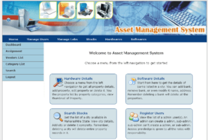 Asset Management Dashboard 300x202 - Download Source Code IT Asset Management System Project in PHP