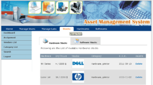 Asset Management Stock 300x167 - Download Source Code IT Asset Management System Project in PHP