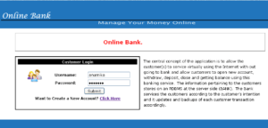 Online Bank Management System Front page java 300x144 - Online Bank Management System project in java - Source Code Download