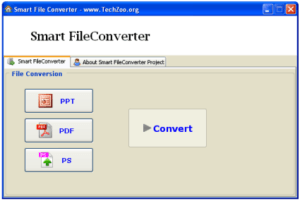 Smart File Converter Java 300x201 - Smart File Converter – Convert PPT, PDF, PS file into HTML - Source Code Download