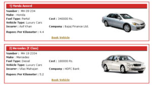Vehicle Management Detail java 300x170 - Vehicle Management System project in Java - Source Code Download