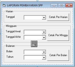 aplikasi spp vb 2 300x267 - Download Source Code Aplikasi Pembayaran SPP Berbasis VB 6.0