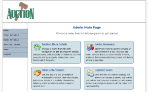 auction admin module 300x187 - Download Source Code Online Auction System project in PHP