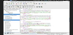 bluefish text editor 300x147 - 7 Alternatif Software Code/Text Editor Gratis Untuk Programmer