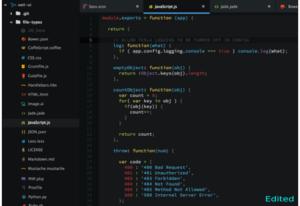 bracket text editor 300x206 - 7 Alternatif Software Code/Text Editor Gratis Untuk Programmer