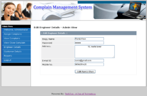 complainmgmt edit engg details 300x196 - Download Source Code Online Complain Management System : PHP Project