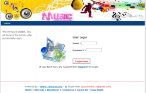 emusic library java 300x191 - eMusic Library – Manage your digital library – Java/JSP Project Source Code