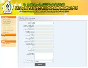 input warga administrasi desa php 300x232 - Download Source Code Aplikasi Administrasi Desa Berbasis Php