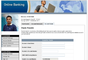 online banking php 2 300x203 - Download Source Code Online Banking project in PHP