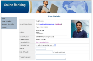 online banking php 3 300x197 - Download Source Code Online Banking project in PHP