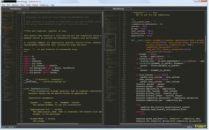 sublime text 300x187 - 7 Alternatif Software Code/Text Editor Gratis Untuk Programmer