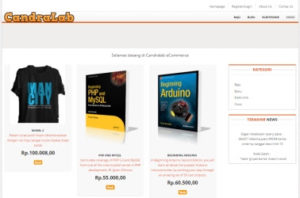 Download Source Code Website Toko Online Berbasis Php  MySQL