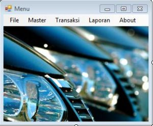 Download Source Code Aplikasi Rental Mobil Berbasis VB.Net