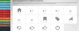 Source Code Aplikasi Management Surat-Menyurat Berbasis Php