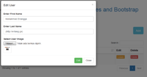 crud php pdo 4 300x157 - Download Source Code CRUD Ajax PHP PDO