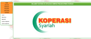 aplikasi ksp codeigniter 2 300x129 - Download Source Code Aplikasi Koperasi Simpan Pinjam Menggunakan Codeigniter