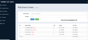 aplikasi point of sale codeigniter 300x136 - Download Source Code Aplikasi Point of Sale Berbasis Codeigniter