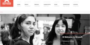 company profile codeigniter 1 1 300x151 - Website Company Profile Menggunakan Framework Codeigniter