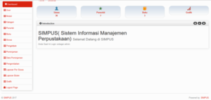 Download Source Code Aplikasi Sistem Informasi Perpustakaan Berbasis Web