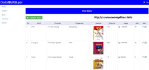 admin tokobuku php 300x141 - Source Code Aplikasi Toko Buku Berbasis Php & MySQL