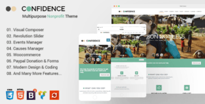 confidence multipurpose wordpress theme 300x153 - Download WordPress Theme - Confidence - Multipurpose Theme