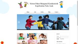 sistem pakar anak php 2 300x169 - Source Code Sistem Pakar Mengenal Karakteristik Kepribadian Anak Berbasis Php