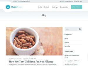wordpress theme medicpress 300x225 - Download Template Wordpress - MedicPress Lita - Cocok Untuk Blog Kesehatan