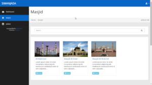 aplikasi sisfo masjid 2 300x169 - Source Code Aplikasi Sistem Informasi Jadwal & Daftar Masjid Berbasis Web