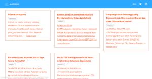 Source Code Blog Sederhana Menggunakan Codeigniter