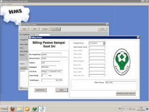 sisfo managemen rumah sakit vb 300x225 - Download Source Code Aplikasi Sistem Informasi Managemen Rumah Sakit Berbasis VB