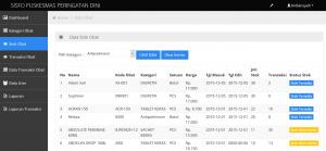 Source Code Aplikasi Managemen Puskesmas Berbasis Codeigniter