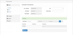 Source Code Aplikasi Managemen Perpustakaan Berbasis Codeigniter